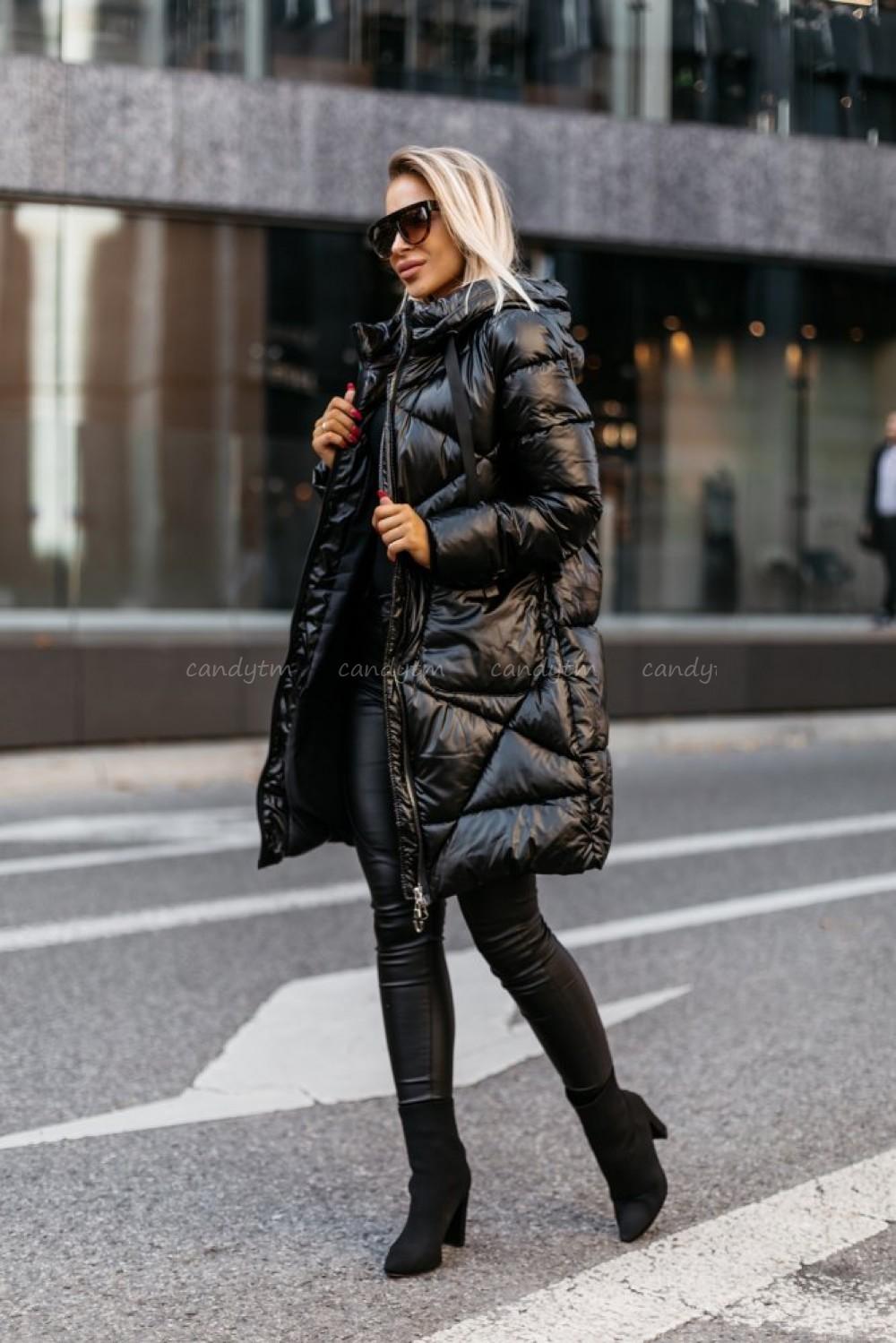 Куртка ARCTIC CZARNA