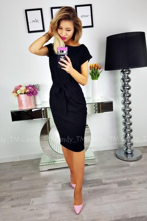 DRESS STELLA BLACK