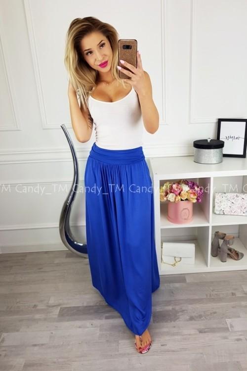 MAXI DRESS BLUE JEANS