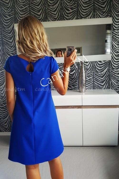TEARDROP DRESS BLUE 4