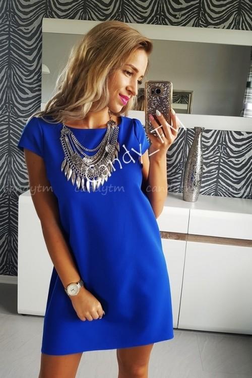 TEARDROP DRESS BLUE 2