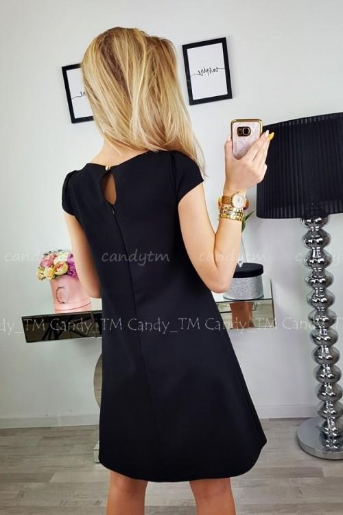 TEARDROP DRESS BLACK 4