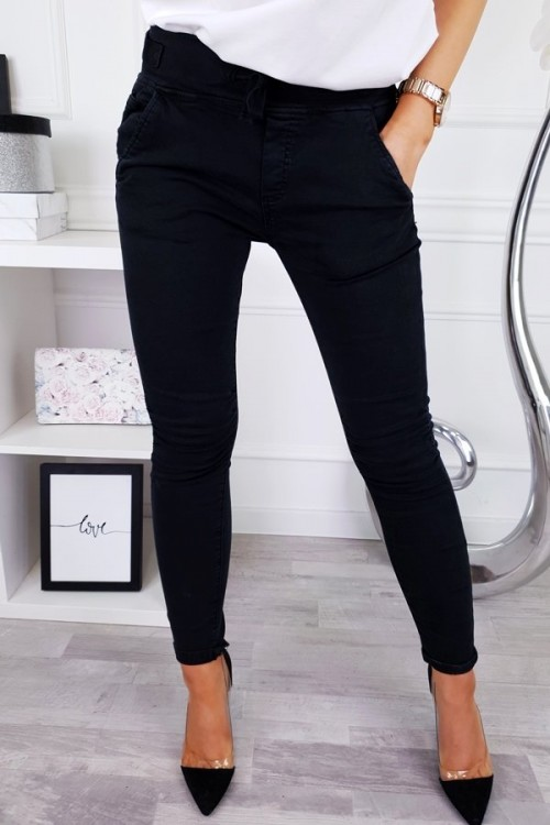 PANTS CITY BLACK