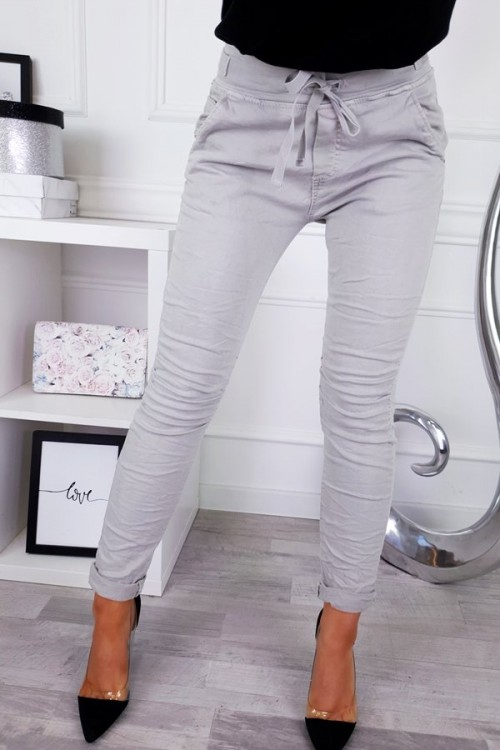 PANTS CITY GREY