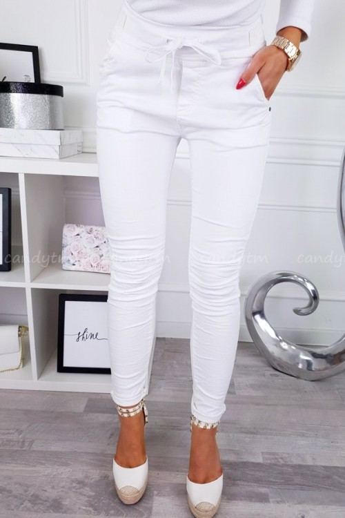 PANTS CITY WHITE