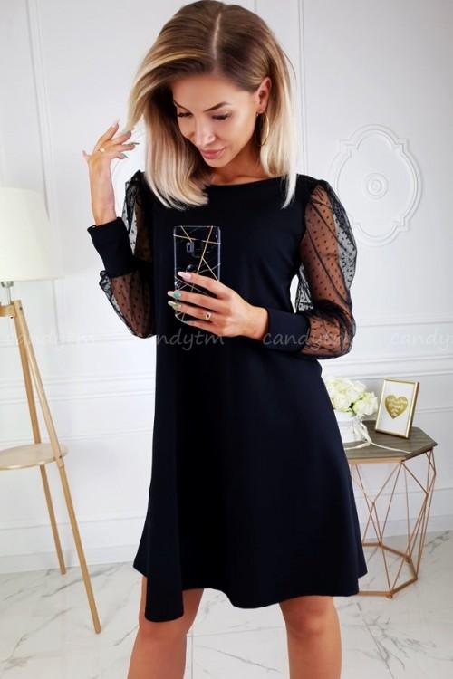 DRESS MAYA II BLACK 7