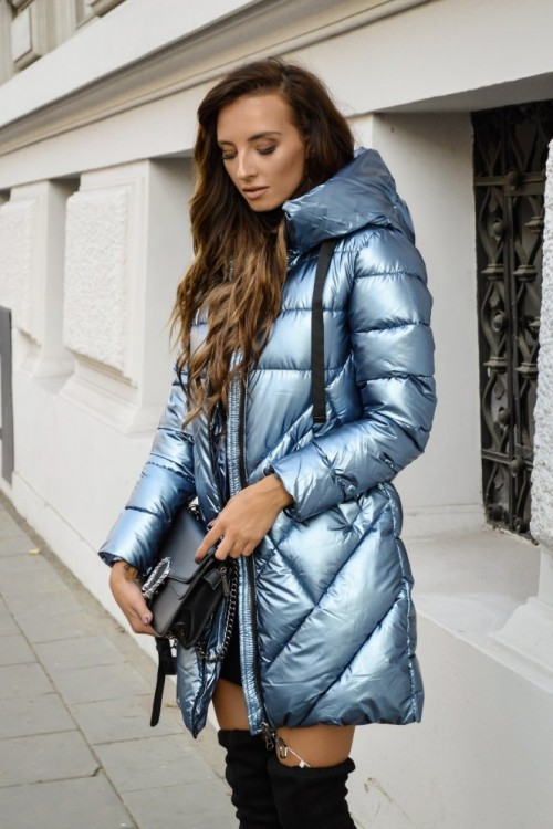 WINTER JACKET ARCTIC II BLUE