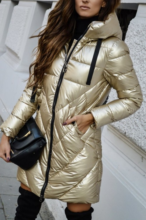 WINTER JACKET ARCTIC II GOLD