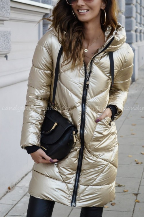 WINTER JACKET ARCTIC GOLD
