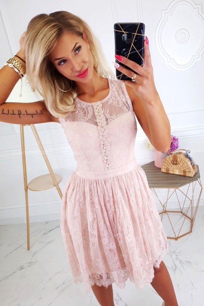 SUKIENKA MODENA ROSE Sklep z odzieżą damską CandyTM