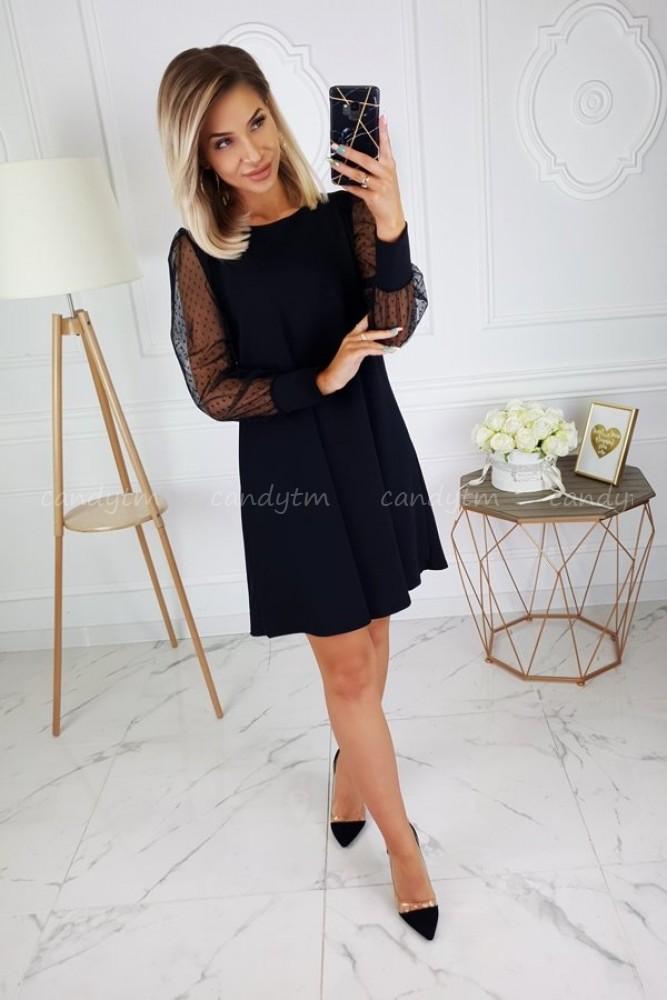 DRESS MAYA II BLACK