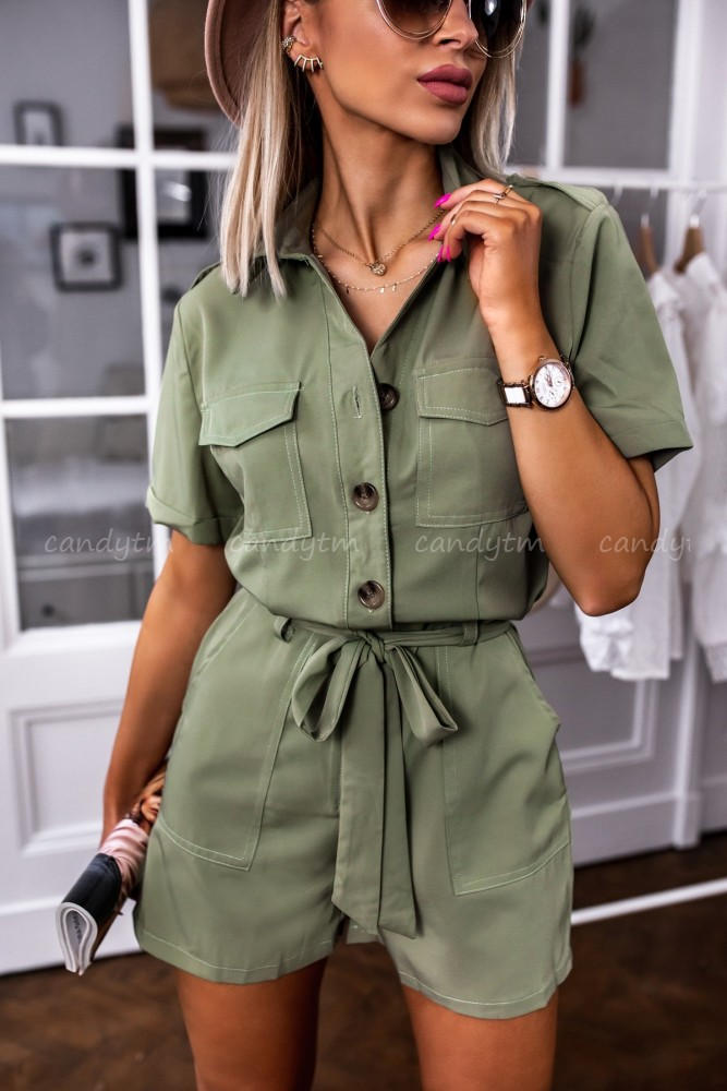 KOMBINEZON MILITARY KHAKI