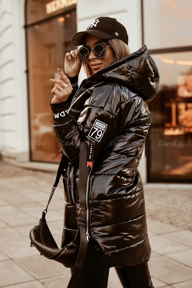 WINTER JACKET PERFECT BLACK